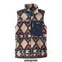 【カラー指定 1着限定】2017 Patagonia パタゴニア 23083 ウィメンズ・クラシック・レトロX・フリース ベスト Women's Classic Retro-X Fleece Vest / BWKS Sサイズ