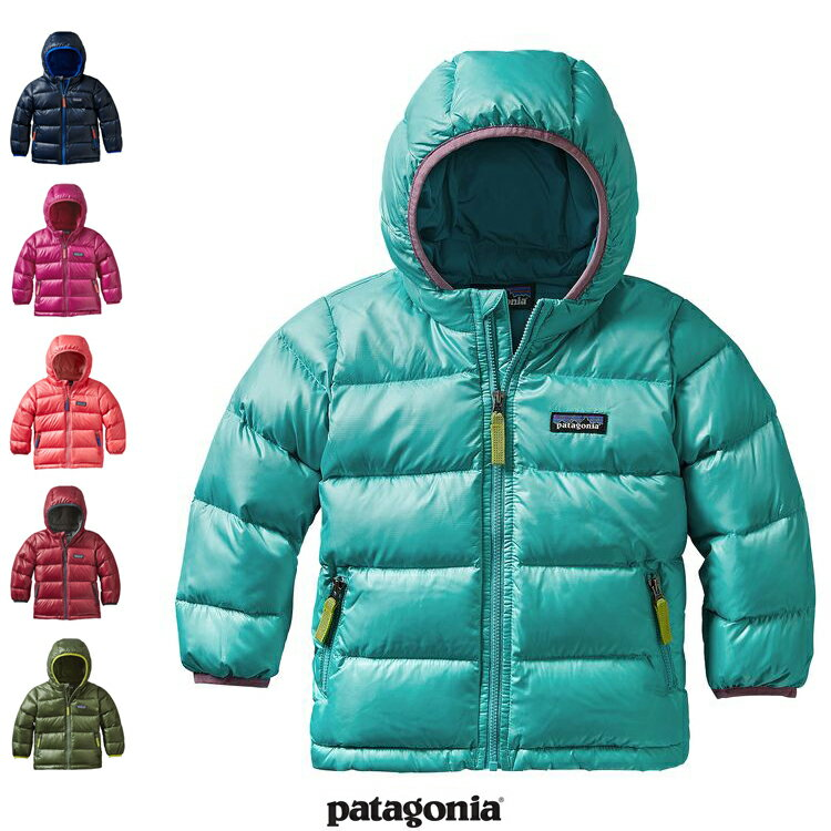 2017 FW 秋冬新作 Patagonia パタゴニア 60493 ベビー・ハイロフト・ダウン・セーター・フーディ ジャケット Baby Hi-Loft Down Sweater Hoody 60492