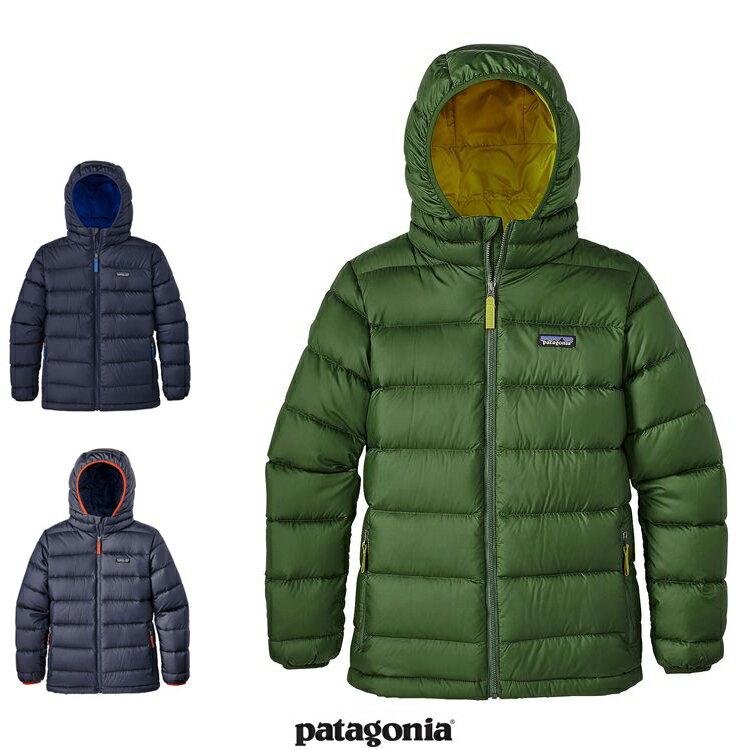 2017 FW 秋冬新作 Patagonia パタゴニア 68207 ボーイズ・ハイロフト・ダウン・セーター・フーディ Boys' Hi-Loft Down Sweater Hoody