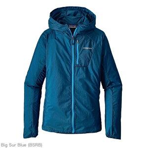 SALE セール 【1点限り】Patagonia パタゴニア 24146 ウィメンズ・フーディニ・ジャケット BSRB XSサイズ Women's Houdini Jacket レディース 2017SS 春夏 ブルー