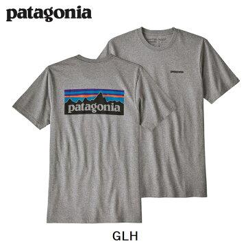 【期間限定 送料無料】パタゴニア patagonia メンズ・P-6ロゴ・レスポンシビリティー 春夏新作 Tシャツ 2018 SS 39174 Men's P-6 Logo Responsibili-Tee®