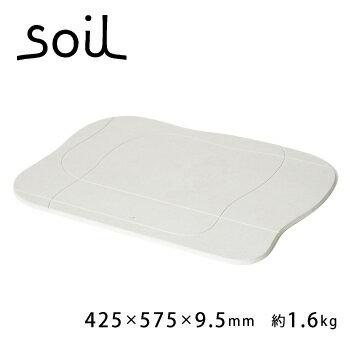 soilソイルバスマットアクア