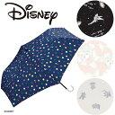【Wpc】ディズニー 折り畳み傘 晴雨兼用 UVカット ティンカーベル プー バンビ マリー フィガロ 猫 winnie the pooh ピーターパン