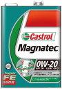 Castrol カストロール エンジンオイル MAGNATEC マグナテック 0W-20 3L缶 | 0W20 3L 3リットル オイル 車 人気 交換 オイル缶 油 エンジン油 車検 オイル交換 ポイント消化