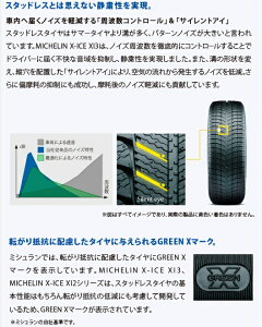 MICHELINミシュランスタッドレスタイヤX-ICE/XI318インチ235/50R18101HXL(1本)