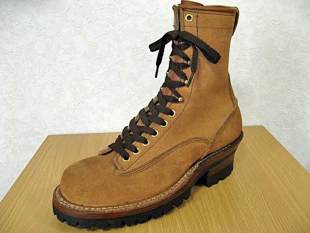 【ブーツのヒモ】FlatLace_63 アメリカ製 ワークブーツ用