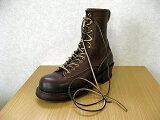 【ブーツのヒモ】Whites Boots 純正 レザーレース 90インチ ホワイツブーツ 革ヒモ