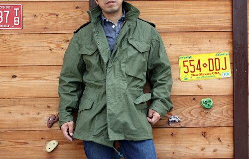 US MADE M-65 Jacketアメリカ製