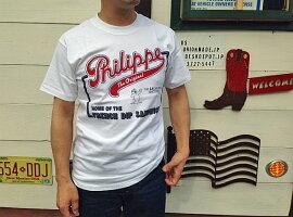 【送料無料】PhillipTシャツアメリカの老舗サンドイッチ屋