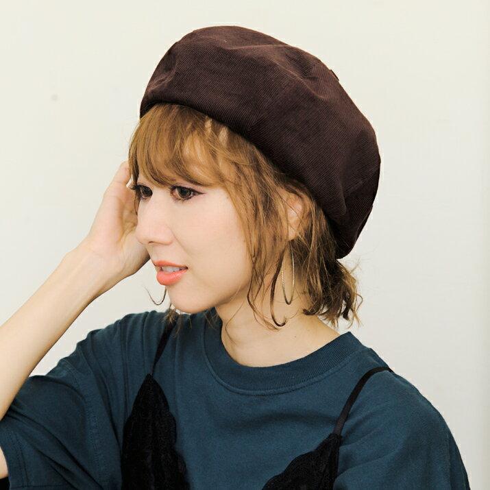 レディース帽子, ベレー帽  14