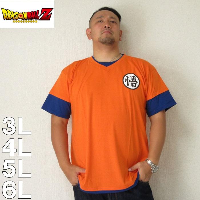 トップス, Tシャツ・カットソー 46 DRAGONBALL Z-T3L 4L 5L 6L 8L