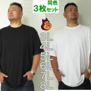 クルーTシャツ3枚パック(メーカー取寄)