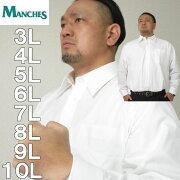 レギュラーカラー長袖シャツ(メーカー取寄)