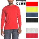 【119】PRO CLUB (プロクラブ) (全7色)【あす楽】 M〜XLサイズ![2XL〜5XLもございます!]Pro club COMFORT (コンフォート) PROCLUB無地/プレーン 長そでTシャツ(L/S TEE)小さいサイズ大きいサイズスノボー ウェアス インナー 作業着M L LL 2L 3L 4L 5L