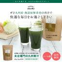【福袋対象商品】九州青汁 30包 たっぷり1か月分 野菜不足...