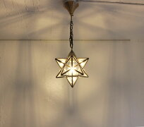 LED_Etoile_oendant_lamp_clear