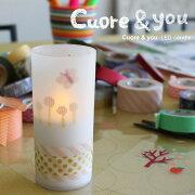 Cuore&you_LED_candleデザイン照明のディクラッセ