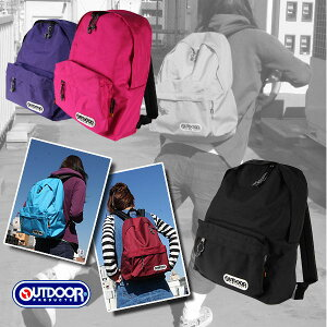 OUTDOOR PRODUCTS 男女兼用定番 OUTDOOR(452U)クラッシックデイパッグOUTDOOR PRODUCTS(アウ...