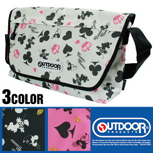 ◆OUTDOOR PRODUCTS ディズニーコラボ メッセンジャーバッグ◆【送料無料】【OUTDOOR PRODUCTS...