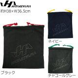 野球 HATAKEYAMA(ハタケヤマ)フリース袋 マルチ袋 メール便配送
