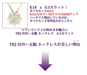 K18WG/K18/K18PGTHJSUN〜太陽D0.5cte