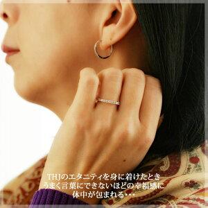 THJ「麗-smart」エタニティリングD0.5ctmodel