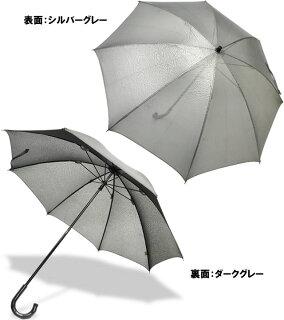 日傘スパッタリングメッシュスライドショート日本製【NouvelJaponais】