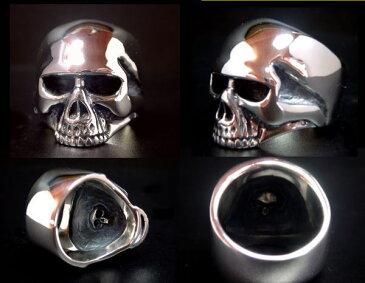◆【スカルGシルバーリング】 Keith Skull Ring キースリング シルバーアクセサリーメンズアクセサリー レディース