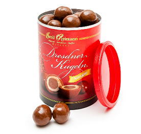 ドレスナークーゲルチョコレート280g
