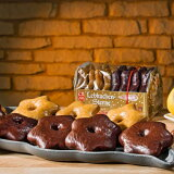 レープクーヘンスター175g 伝統的なドイツのクリスマスのお菓子 可愛い星形レープクーヘン シュミット
