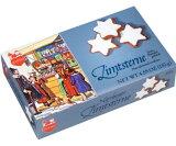 シナモンスター(ツィムトシュテルネ)130g 伝統的なドイツのクリスマスのお菓子 ハンドメイドクリスマスクッキー シュミット