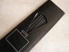 リードスティック30cm/ブラックワックスリリカル製リードディフューザー用替えスティック30cm・...