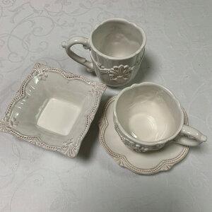 フルールカップ&ソーサー