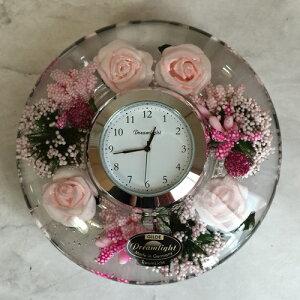 ドリームライト時計セット/リトルローズ