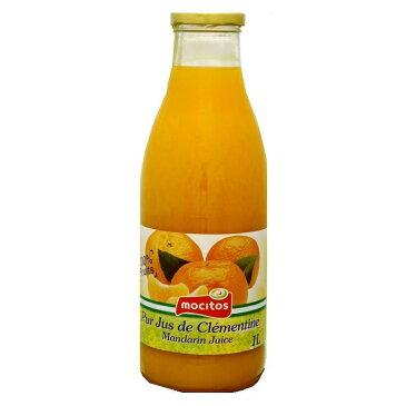 MOCITOS モシトス  クレメンタインオレンジジュース 1000ml×12
