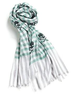 ハイドロゲン HYDROGEN スカーフ 143300 グリーン 10%OFFクーポンプレゼント HYD底値挑戦 目玉商品 【ラッキーシール対応】