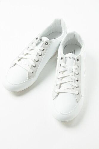 ディーゼル DIESEL ディーゼル スニーカー ローカット シューズ 靴 PRISON WANTED - sneaker メン...