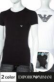 アルマーニ Tシャツ エンポリオアルマーニ Emporio Armani 半袖 丸首 Tシャツ イーグル メンズ 111275 CC725 楽ギフ_包装 送料無料