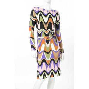 [为所有购物马拉松提供10%OFF的优惠券] Emilio Pucci一件式长袖女士76JG51 76727紫色免费送货10%OFF优惠券礼物