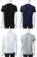 ディースクエアードDSQUARED2TシャツアンダーウェアTシャツ半袖VネックメンズD9M450890送料無料楽ギフ_包装アウトレット3000円OFFクーポンプレゼント