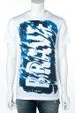 ディーゼル DIESEL Tシャツ 半袖 クルーネック BMOWT-PARSEN-S MAGLIETTA メンズ 00SZU9 0DAPL ホワイト 【ラッキーシール対応】
