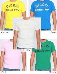 DIESEL / ディーゼル Tシャツ(00C645 0RHCI)【QUOカードプレゼント】【アウトレット】