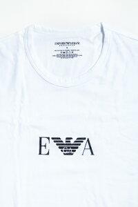EmporioArmaniエンポリオアルマーニメンズTシャツ2枚セット111267CC7152P黒白【ラッキーシール対応】