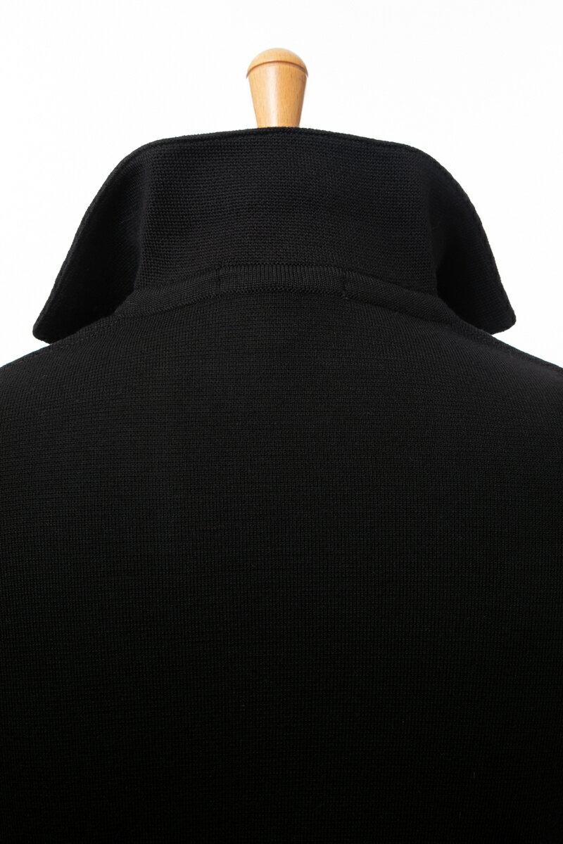 ラルディーニ LARDINI ジャケット シングル サイドベンツ ノッチドラペル 2つボタン メンズ ILLJM56 IL53001 ブラック  10%OFFクーポンプレゼント 2019年秋冬新作 【ラッキーシール対応】