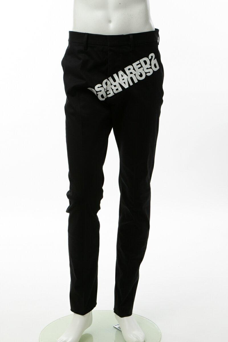 メンズファッション, ズボン・パンツ  DSQUARED2 HOCKNEY FIT S74KB0406S39021 2020 10OFF 2020SSSALE