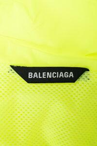 バレンシアガBALENCIAGAブルゾンナイロンブルゾンメンズ642337TJOC1イエロー送料無料2021年春夏新作10%OFFクーポンプレゼント