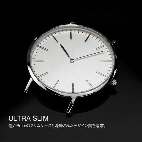≪40mmケース≫着せかえられる全く新しい腕時計シチズン日本製ムーブ搭載!ベルトを着せかえてスタイリングが楽しめる!ベルト幅20mmメンズ/レディース≪メール便送料無料≫