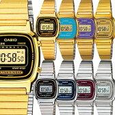 【3ヵ月保証】CASIO カシオ チープカシオ 人気 オシャレ かわいい レディース アンティーク ゴールド 腕時計【ポスト投函】【箱なし】