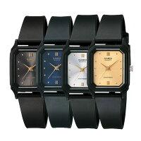 CASIOカシオアナログブラック&ゴールドレディース腕時計LQ142E-9A【SALE品のため返品不可・ラッピング不可・修理保証なし】