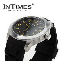 【予約】INTIMES(インタイムス)日本初上陸ブランド!ナイロンベルトメンズ/レディース腕時計選べる5色♪